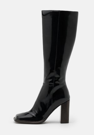 ZELDOA - High heeled boots - black