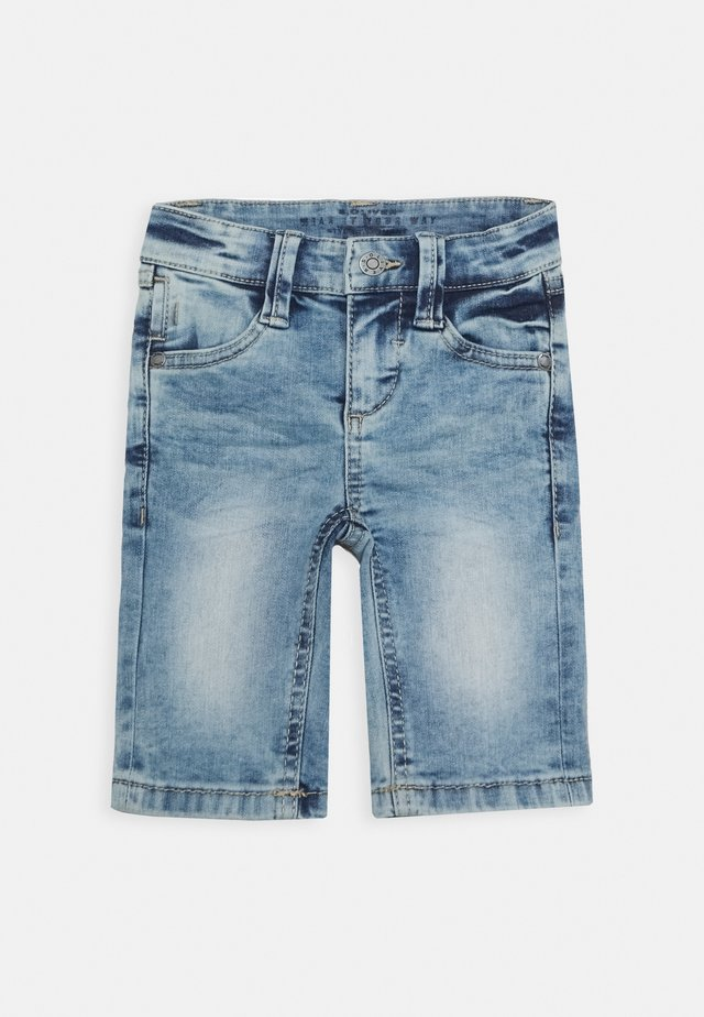 Shorts di jeans - blue star