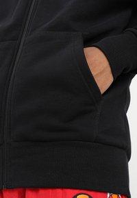 Ellesse - MILETTO - Zip-up hoodie - anthracite - 5