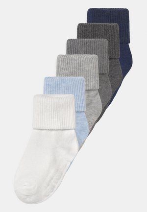 ROLL 6 PACK - Socks - multi coloured