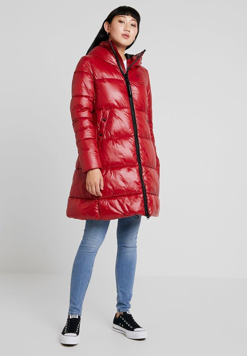 G-Star - WHISTLER LONG HIGH SHINE - Abrigo de invierno - red
