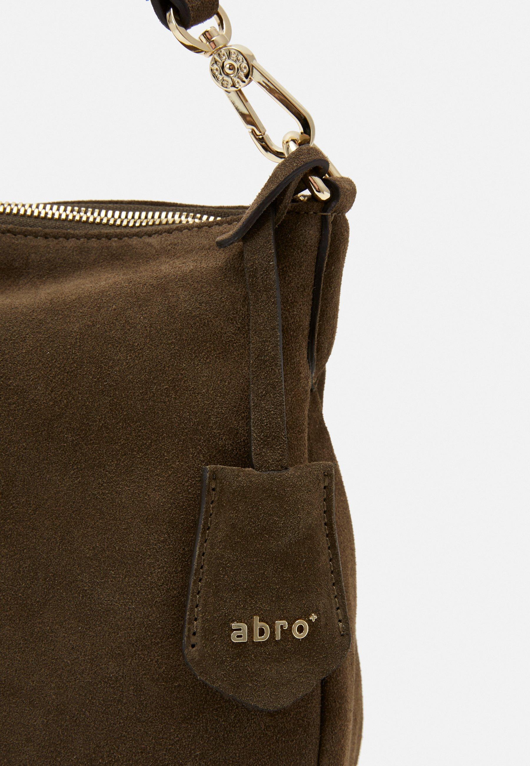 Abro Juna Small - Håndtasker Military Green