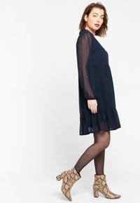 LolaLiza - RUFFLED  - Day dress - navy blue - 2