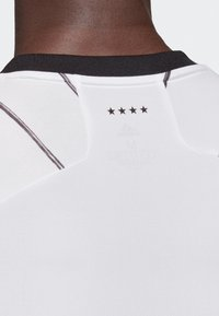adidas Performance - DEUTSCHLAND DFB HEIMTRIKOT JERSEY SHIRT - Club wear - white/black - 5