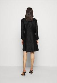 HUGO - KEMERA - Cocktail dress / Party dress - black - 2