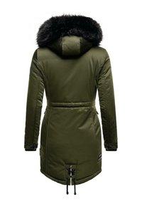 Navahoo - LULUNA - Winter coat - olive - 1