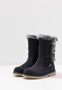 Friboo - Boots - dark blue - 3