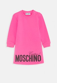 MOSCHINO - DRESS - Day dress - fuxia - 0