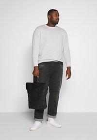 TOM TAILOR MEN PLUS - Sweatshirt - silver grey - 1
