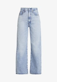 Levi's® - RIBCAGE WIDE LEG - Flared jeans - charlie boy - 6