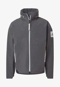 adidas Performance - MYSHELTER URBAN RAIN.RDY OUTDOOR - Outdoor jacket - grey - 8