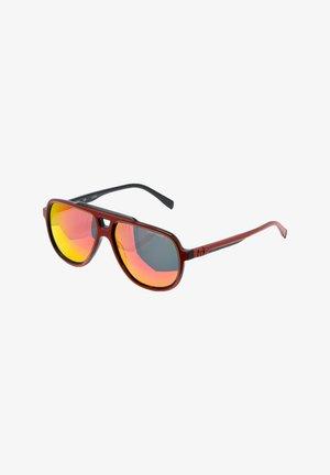 RETROSONNENBRILLE EYEWEAR ARCHIVIO - Sunglasses - red/black