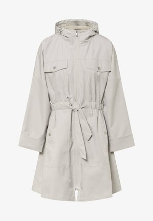 WATER-REPELLENT - Trenchcoat - grey