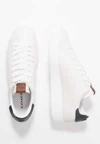 Coach - C101 - Baskets basses - white/navy - 1
