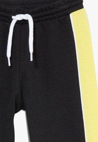 Champion - TODDLER COLORBLOCK SET - Tuta - black/yellow/white - 3