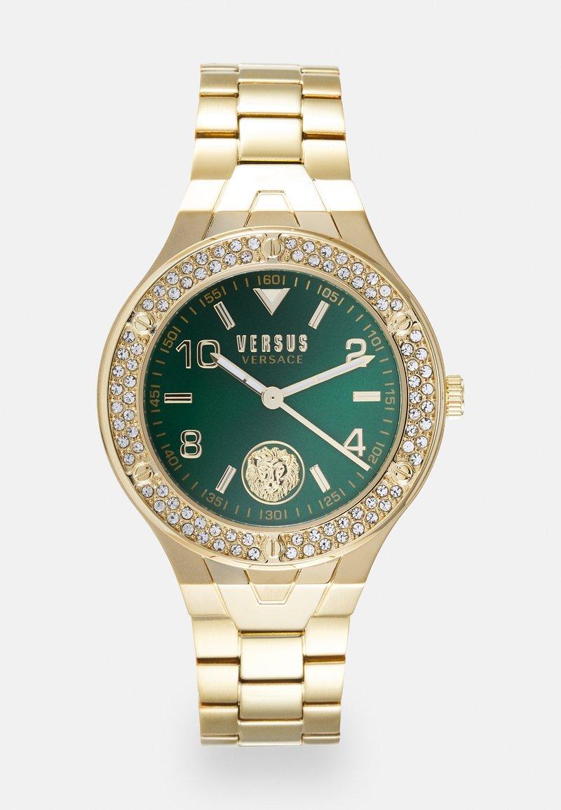 Versus Versace - VITTORIA - Watch - gold-coloured/green
