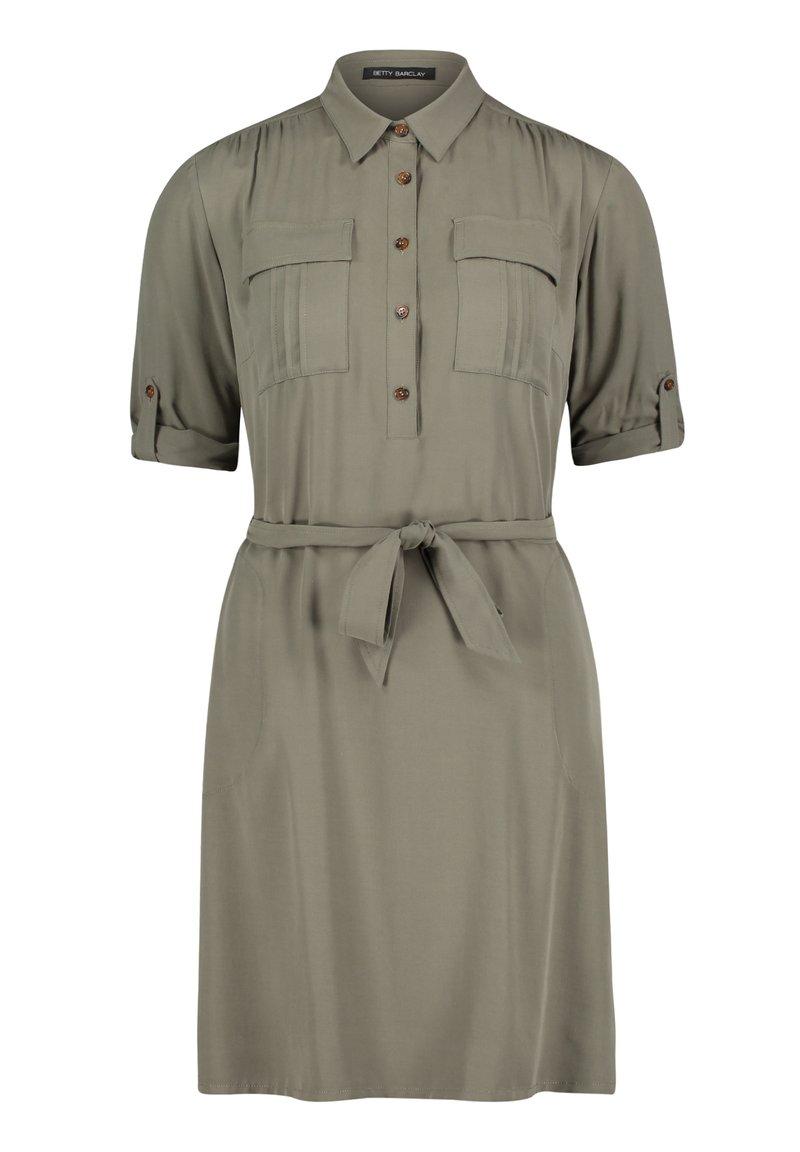 Betty Barclay - Shirt dress - dusty olive