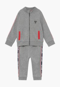 Guess - ACTIVE BABY SET - Tracksuit - light heather grey - 0