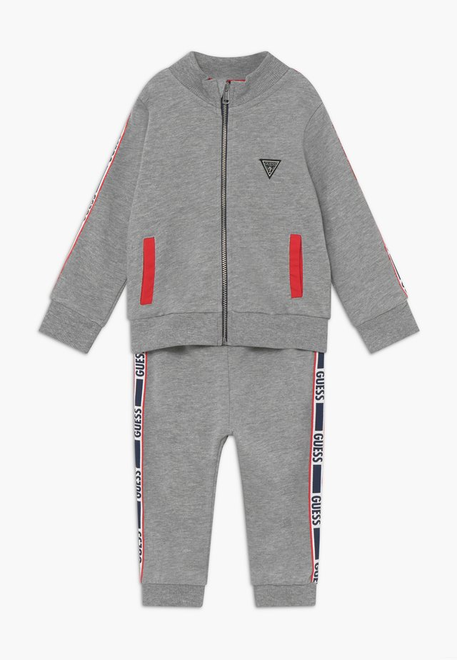 ACTIVE BABY SET - Trainingspak - light heather grey