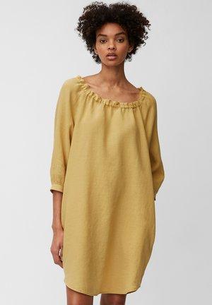 CARMEN - Day dress - sweet corn
