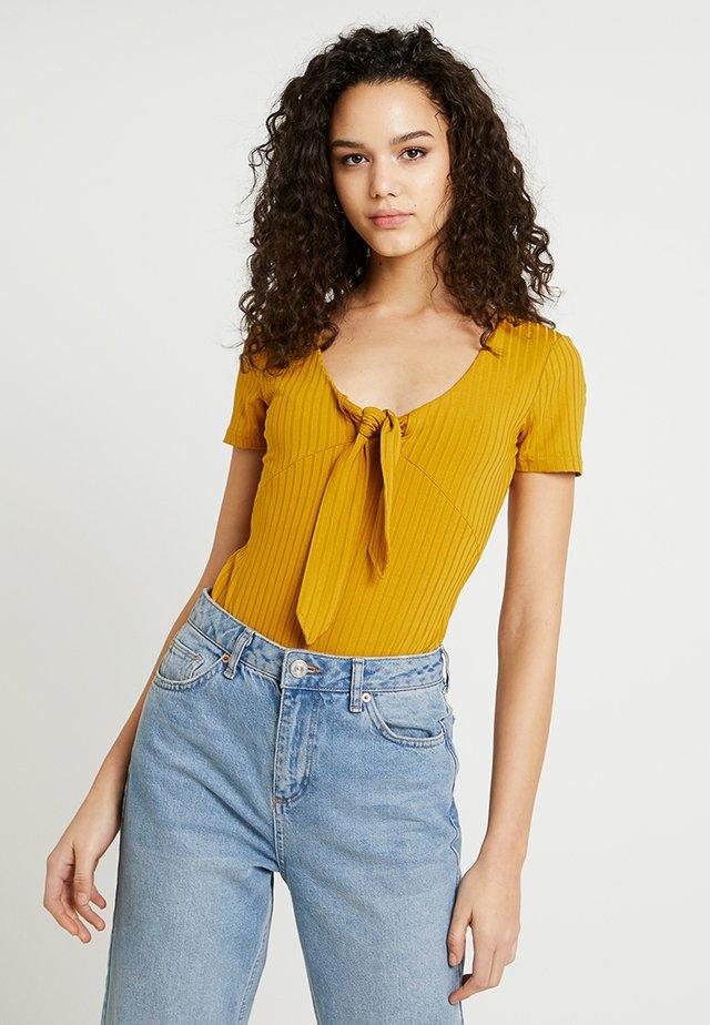 ODEON - T-shirt print - dune