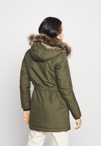 ONLY - ONLIRIS  - Winter coat - grape leaf - 2