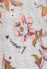 Hunkemöller - PANT MEADOW BLOOM - Pyjama bottoms - warm grey - 2
