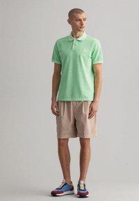 GANT - Polo shirt - pastel green - 0