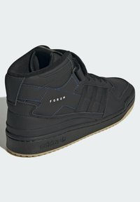adidas Originals - High-top trainers - black - 2