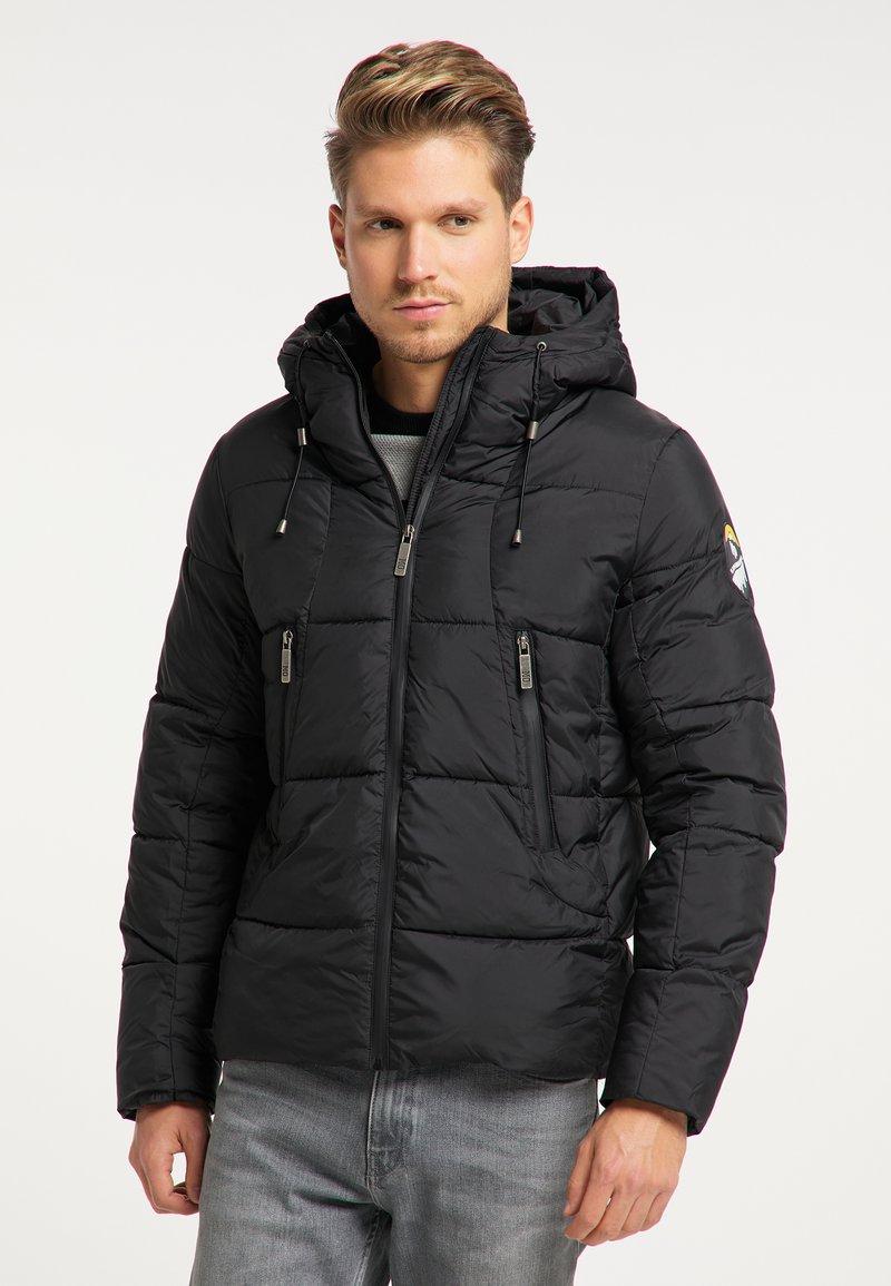 Mo - Winter jacket - schwarz