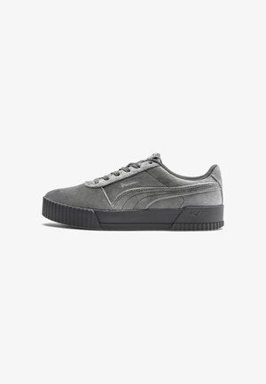 CARINA  - Sneakers laag - castlerock metallic silver