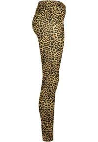 Urban Classics - Leggings - Trousers - leo - 1