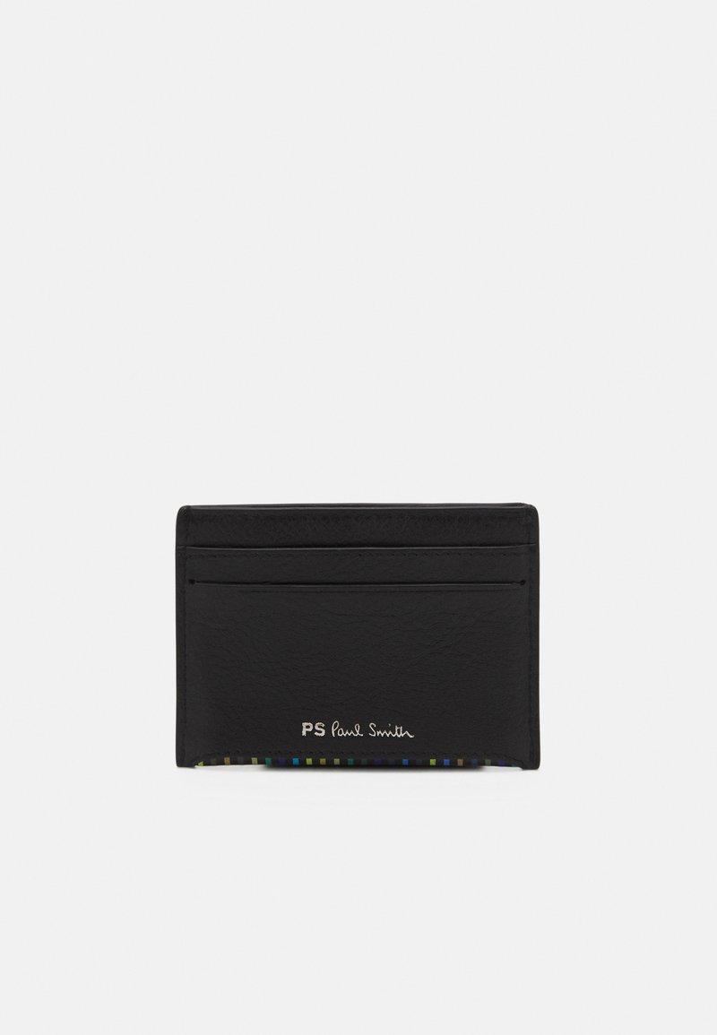 PS Paul Smith - WALLET CARD UNISEX - Wallet - black