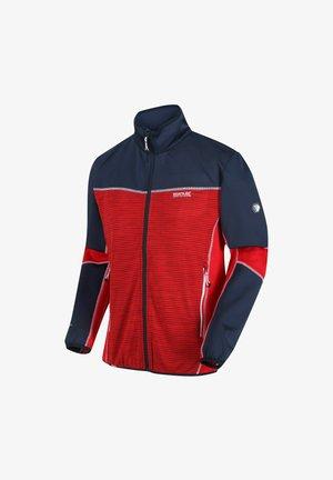 YARE III - Fleece jacket - trurd/ntflna