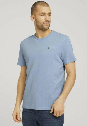 Basic T-shirt - yonder blue