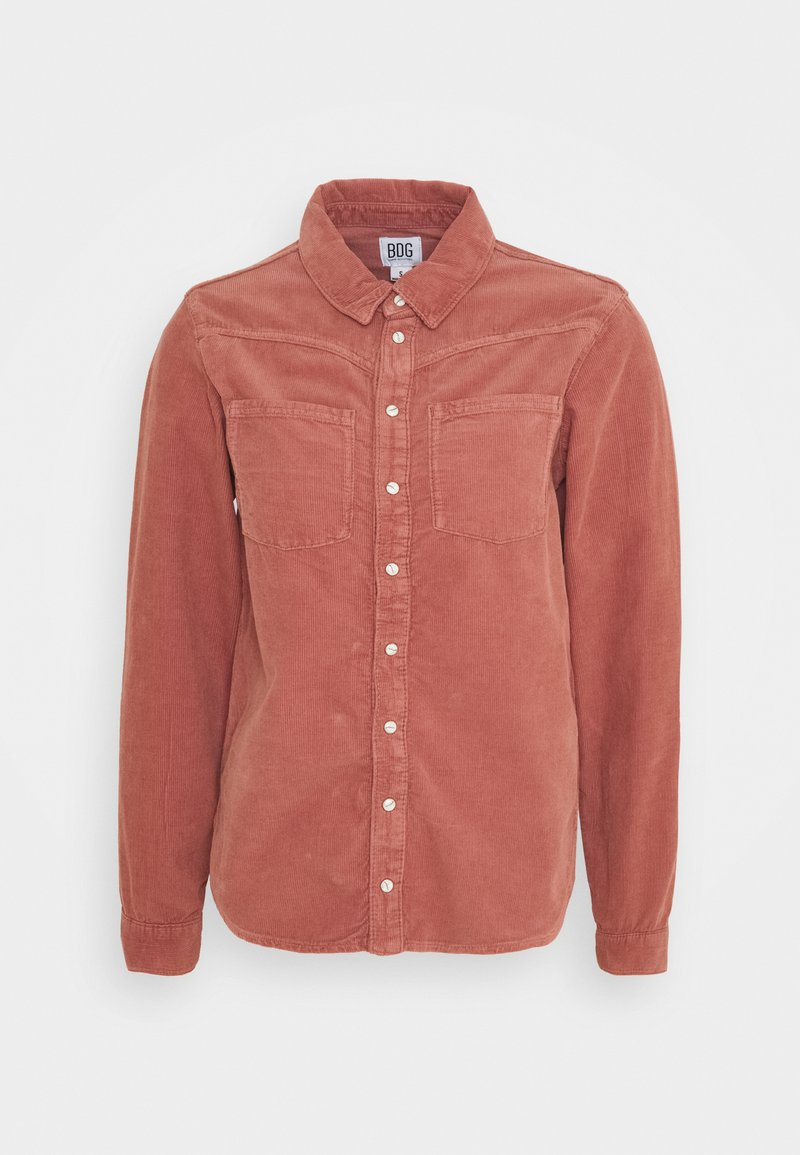 BDG Urban Outfitters - WESTERN SHIRT - Button-down blouse - blush