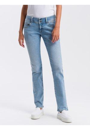 LOIE - Straight leg jeans - light-blue