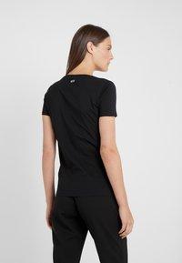 BOSS - TIBOSS - Print T-shirt - black - 2