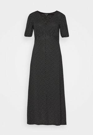 MIDI - Denní šaty - black