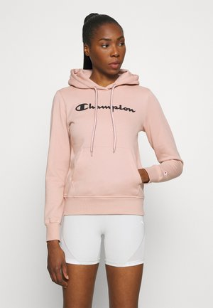 ESSENTIAL HOODED LEGACY - Bluza z kapturem - pink