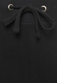 CAPSULE by Simply Be - OPEN HEM JOGGERS 2 PACK - Tracksuit bottoms - black - 2