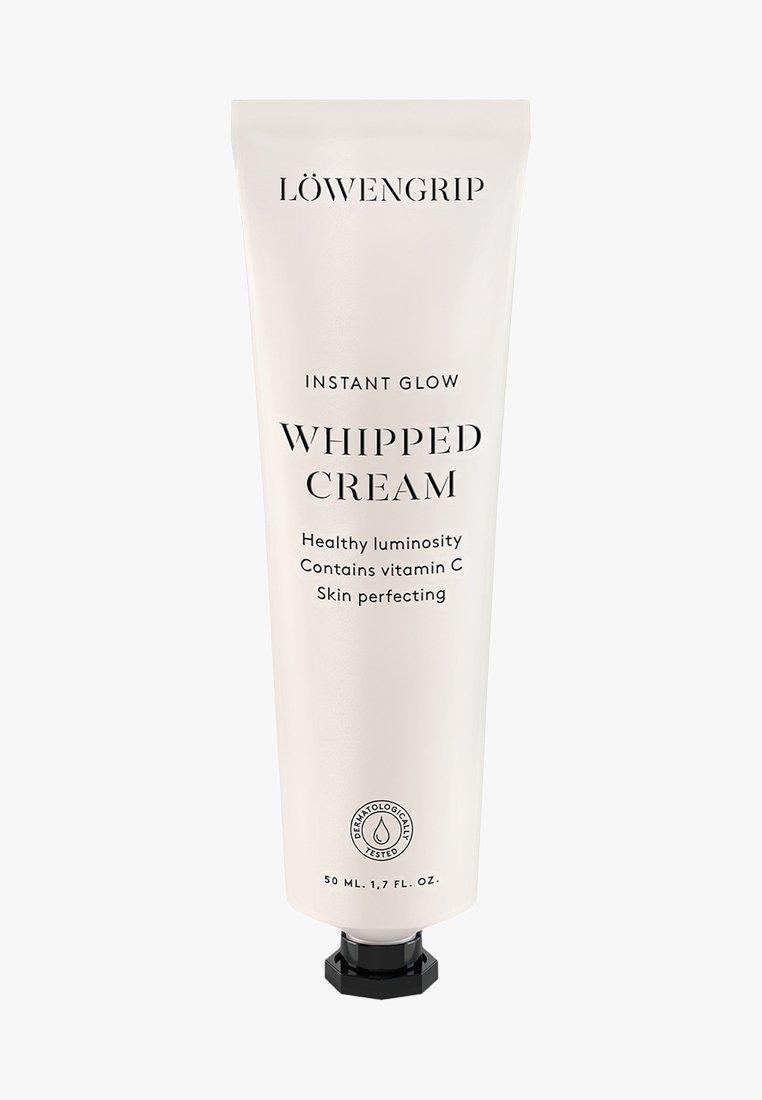 Löwengrip - INSTANT GLOW - WHIPPED CREAM - Face cream - -