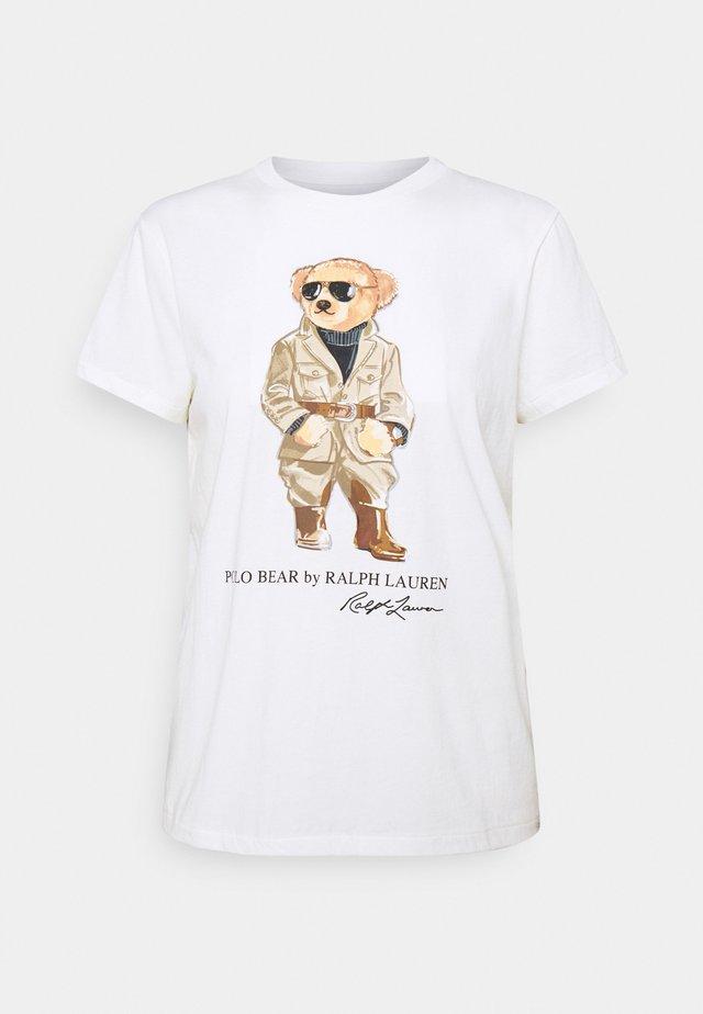 T-Shirt print - nevis