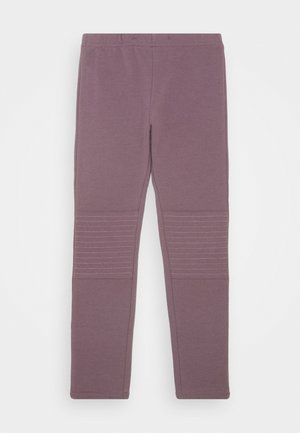 MINI BIKER - Leggings - Trousers - light dusty lilac
