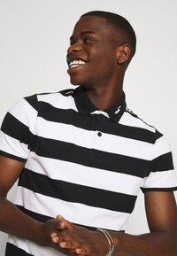 Hollister Co. - Polo shirt - black/white - 3