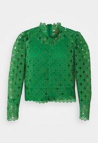 HUGO - CENISA - Pitkähihainen paita - medium green - 3