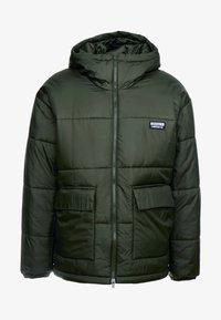 adidas Originals - REVEAL YOUR VOICE JACKET - Winter jacket - night cargo - 4