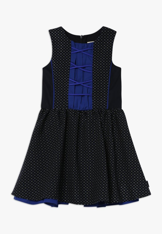 SILJOEN - Cocktailkleid/festliches Kleid - blue/dark navy