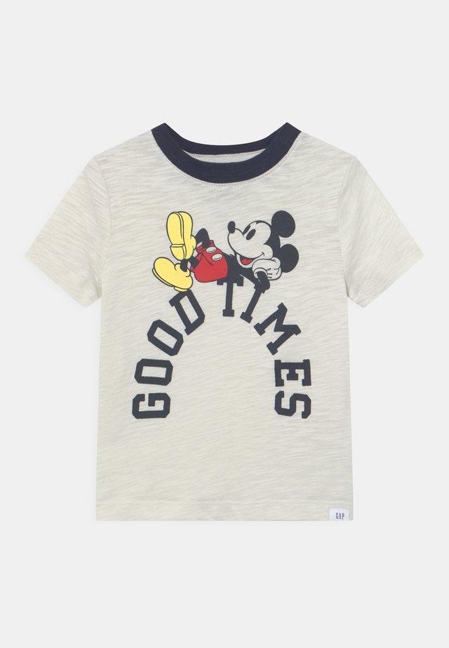DISNEY MICKEY MOUSE BOY - T-shirt print - carls stone
