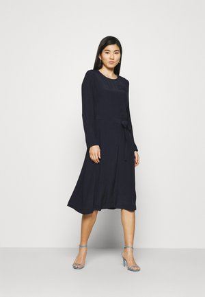 DRESS - Kjole - navy